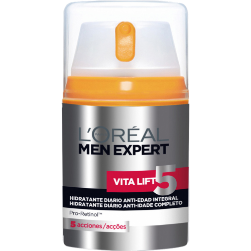 Men Expert VITALIFT 5 ANTI-EDAD INTEGRAL