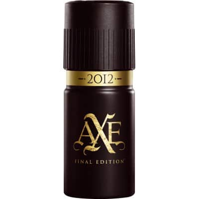 Axe Desodorante Edicion Final 2012 Spray