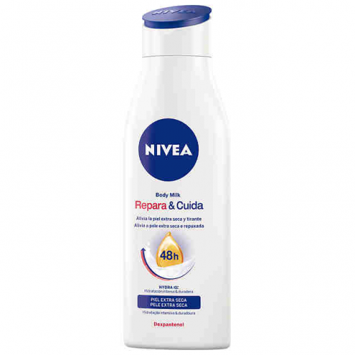 Nivea Body Lotion Repara Y Cuida