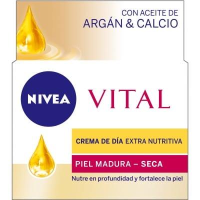 Nivea Crema Nutritiva Al Aceite De Argan