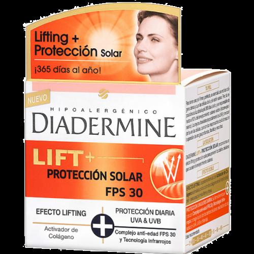 Diadermine Crema de belleza Lift+ Protección solar 50 ml.
