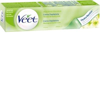 Veet Crema depilatoria piel seca