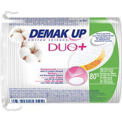 Demak´up DEMAK´UP ALGODONES MAXI DUO