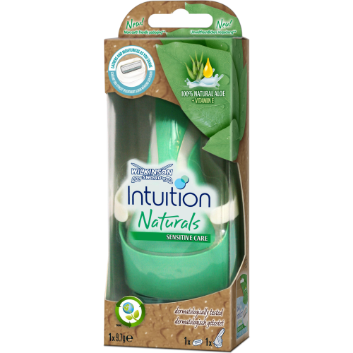 Wilkinson Maquinilla Depilatoria Intuition Naturals