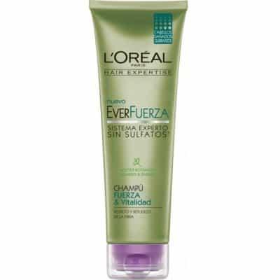 Hair Expertise Champú EverFuerza 250 gr. Repair