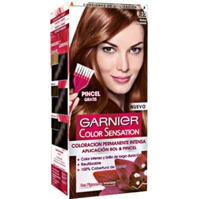 Color Sensation Tinte capilar,6.35 rubio caramelo