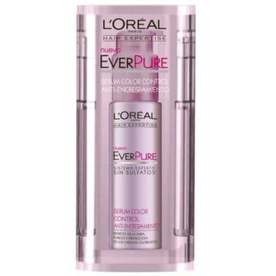 Hair Expertise Serum EverPure anti-encrespamiento 50 ml.