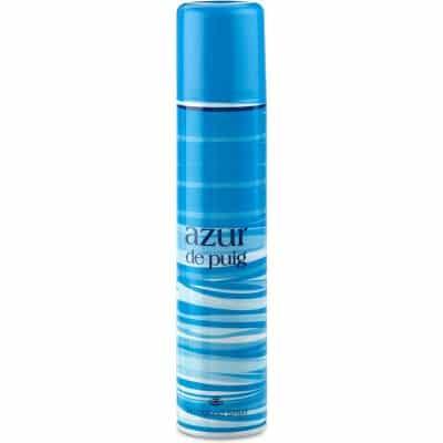 azur de puig azur fraiche desodorante spray