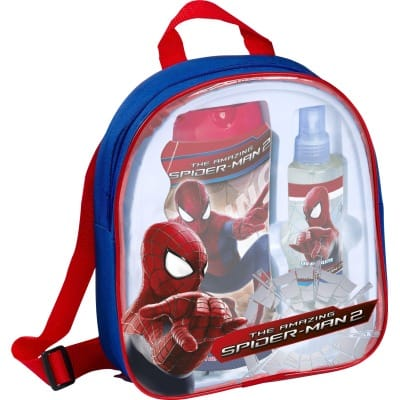spiderman mochila colonia spiderman