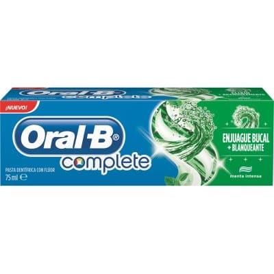 Oral-b Pasta Dental Complete Blanqueante