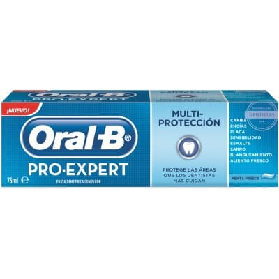 Oral-b Pasta Dental Pro Expert Multiprotección