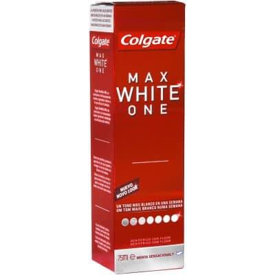 Colgate Pasta dental colgate max white one