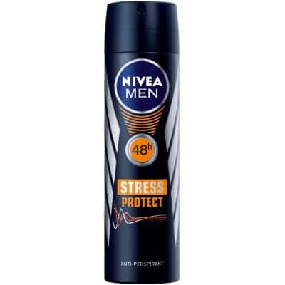 Nivea DESODORANTE FOR MEN SPRAY STRESS PROTECT