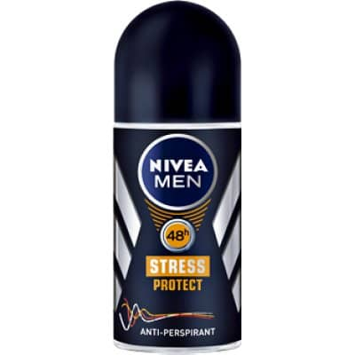 Nivea DESODORANTE FOR MEN ROLL ON STRESS PROTECT