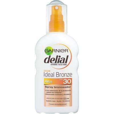 Delial Bronceador Sensitive Advanced SPF30
