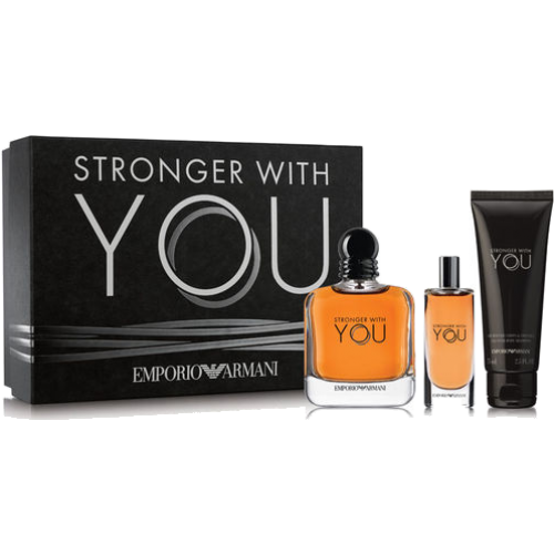 Armani Estuche Stronger with You