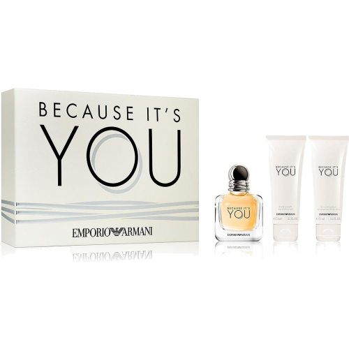 Armani Estuche Because It Is You 50 ml Eau de Parfum