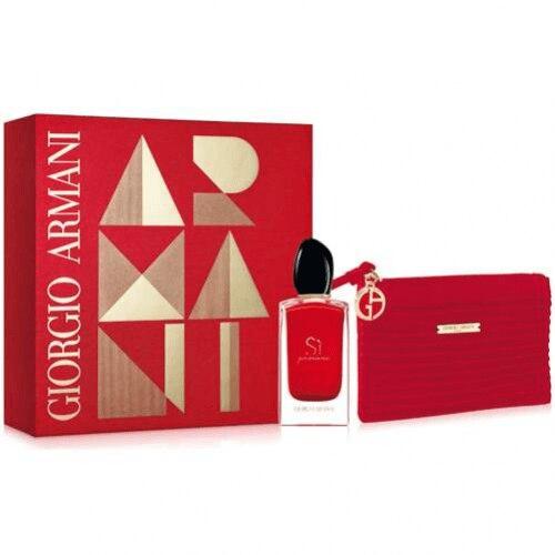 Armani Cofre Si Passione Armani Eau de Parfum