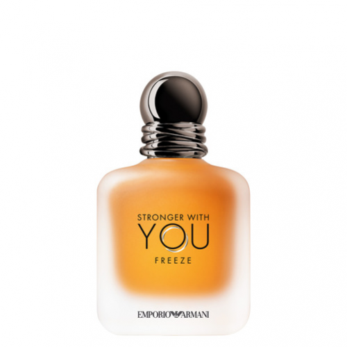 Emporio Armani Eau de Toilette Stronger With You Freeze 50 ML
