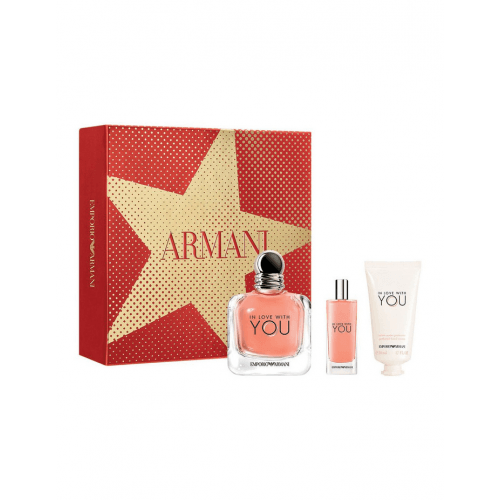 Estuche Giorgio Armani Emporio Armani In Love With You Eau de Parfum 100 ML