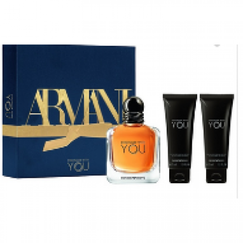 Estuche Emporio Armani Stronger With You 100 ML