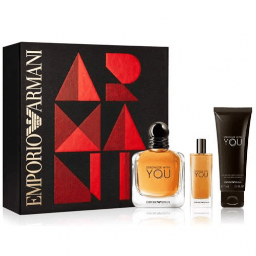 Armani Estuche Emporio Armani Stronger With You Eau de Toilette