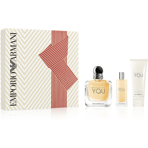 Estuche Because It Is You Loción 100 ML