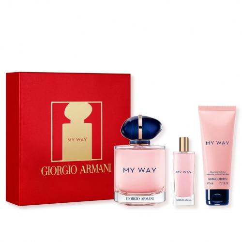 Giorgio Armani Estuche My Way Eau de Parfum 90 ML