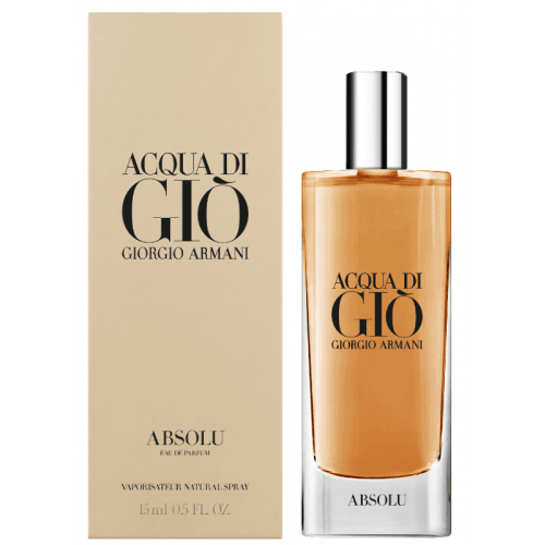Regalo Miniatura Acqua di Gio Absolu 15 ml
