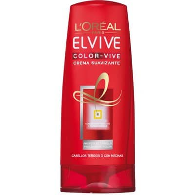 Elvive Crema suavizante 250 ml. color vive