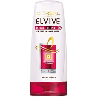 elvive crema suavizante 250 ml. total repair