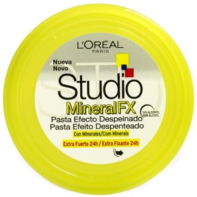 Studio Line Pasta efecto despeinado