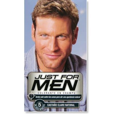 Just For Men Tinte capilar castaño claro