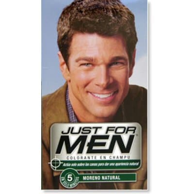 Just For Men TINTE CAPILAR MORENO NATURAL