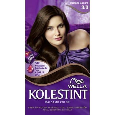 Kolestint Tinte Capilar 3/0 Castaño Oscuro