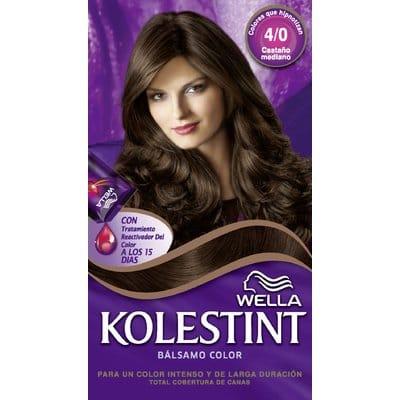 Kolestint Tinte Capilar 4/0 Castaño Mediano