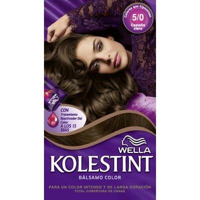 Kolestint Tinte Capilar 5/0 Castaño Claro