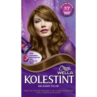 Kolestint Tinte Capilar 7/7 Castaño Bambi