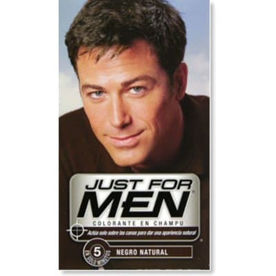 Just For Men TINTE CAPILAR NEGRO NATURAL