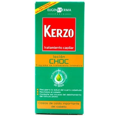 Kerzo Locion capilar anticaida choc