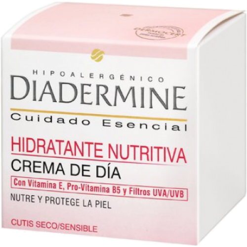 Diadermine Crema facial dia hidratante piel seca-sensible