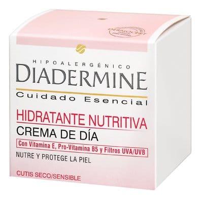 Diadermine Crema facial hidratante nutritiva