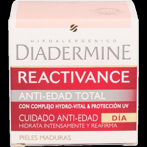 Diadermine Crema Facial Día Reactivance Anti Edad