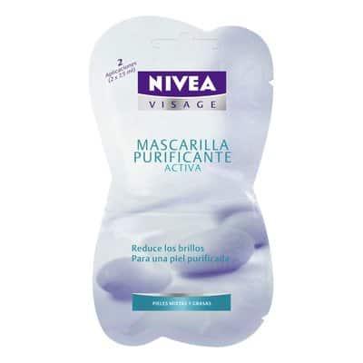Nivea Mascarilla Visage 15 ml. purificante