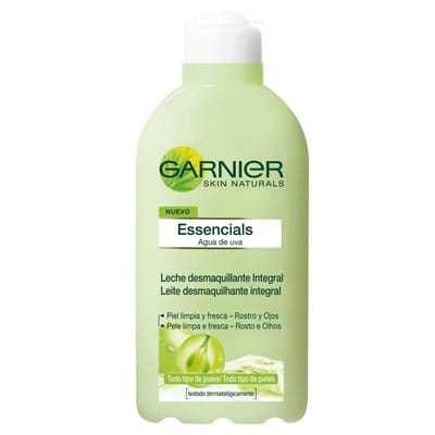 Garnier LECHE DESMAQUILLANTE INTEGRAL ESSENCIALS