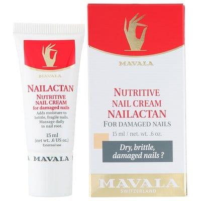 Mavala Mavala crema de manos nailactan