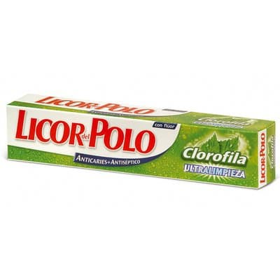 Licor Del Polo Pasta Dental Clorofila