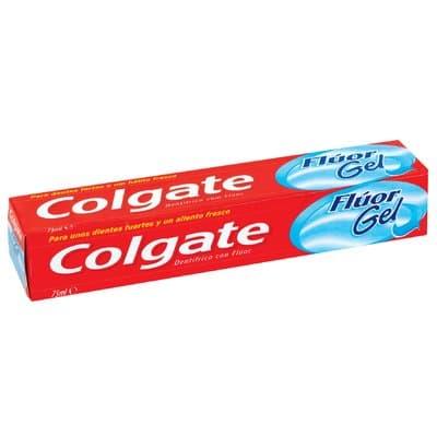 Colgate Pasta dental 75 ml. fluor gel