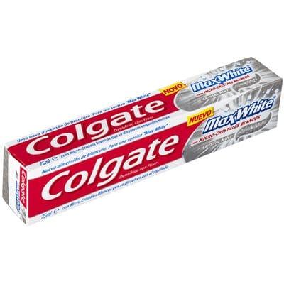 Colgate Pasta dental 75 ml. Max White