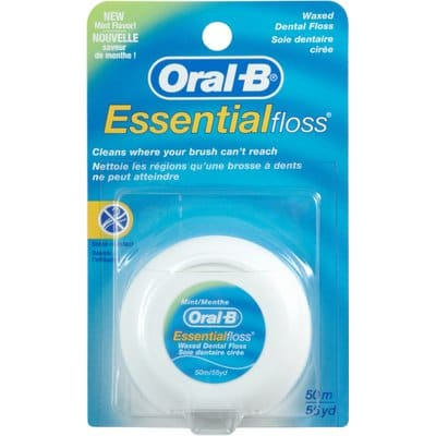 Oral-b Seda Dental Fluor Y Menta
